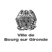 logo ville de Bourg sur Gironde